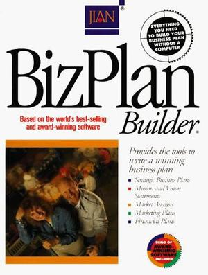 Bizplan Builder Workbook