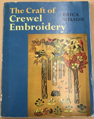 Craft of Crewel Embroidery, The