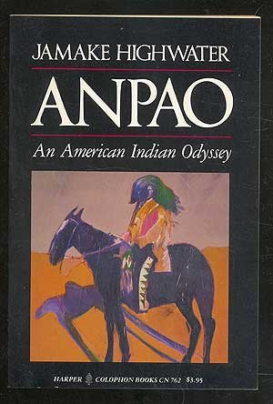 Anpao an American Indian Odyssey