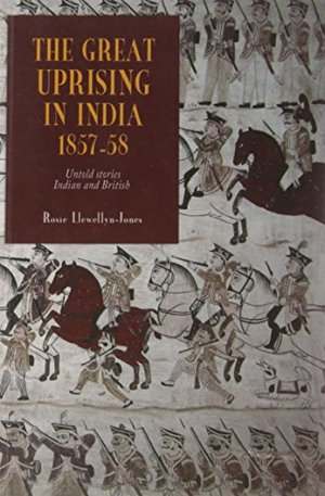 Great uprising in India 1857-58, The