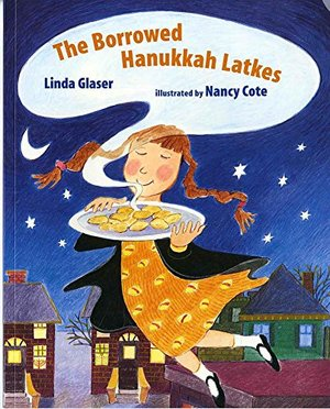 Borrowed Hanukkah Latkes (Albert Whitman Prairie Books), The