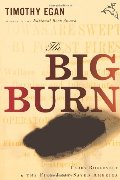 Big Burn: Teddy Roosevelt and the Fire that Saved America, The