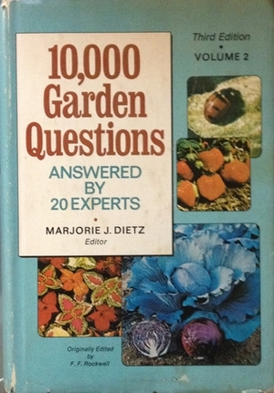 10,000 Garden Questions Answered by 20 Experts