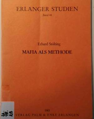 Mafia als Methode 23