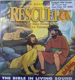 Rescued! The Bible in Living Sound #4