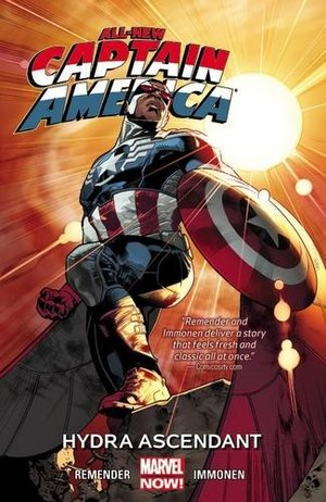 All-New Captain America Vol. 1: Hydra Ascendant