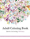 Adult Coloring Book : Stress Relieving Pa