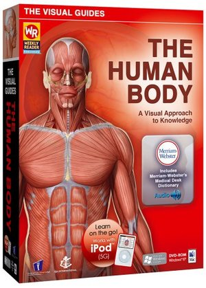 Human Body The : A Visual Approach to Knowledge (DVD-ROM Windows & Mac Works w iPod)