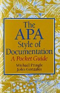 APA Style of Documentation: A Pocket Guide, The