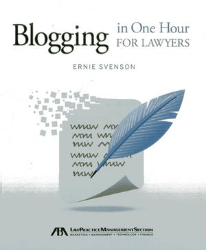 Blogging in One Hour for Lawyers