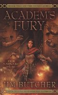 Academ's Fury (Codex Alera, Book 2)
