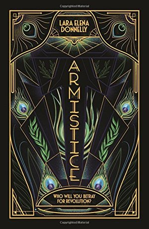 Armistice: Book 2 in the Amberlough Dossier