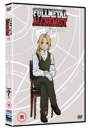 Fullmetal Alchemist 13 - Brotherhood [DVD]