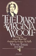 Diary of Virginia Woolf, Vol. 3: 1925-30, The