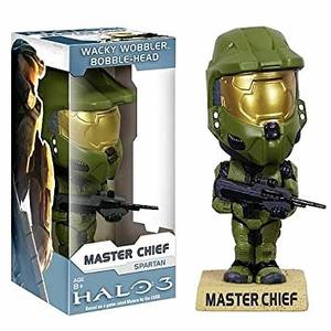 Halo 3 Master Chief Wacky Wobbler Bobble-Head