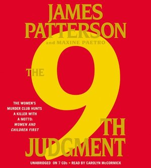 9th Judgment (The Women's Murder Club), The