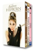 Audrey Hepburn DVD Collection (Roman Holiday / Sabrina / Breakfast at Tiffany's), The