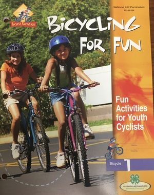 Bicycle 1: Bicycling for Fun!