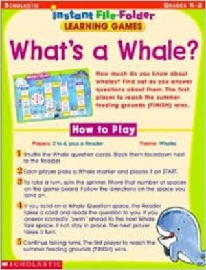What's a Whale?