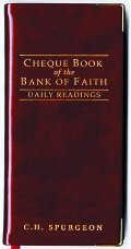 Chequebook Of The Bank Of Faith (Daily Readings)
