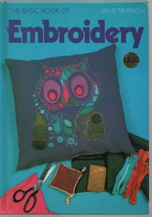 Basic Book Of Embroidery, The