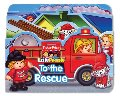 Fisher Price Little People To the Rescue! (Boardbooks - Board Book)