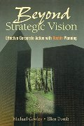 Beyond Strategic Vision