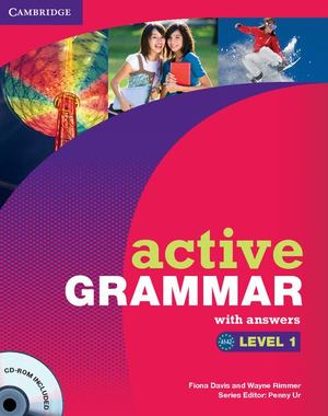 Active Grammar with Answers, Level 1