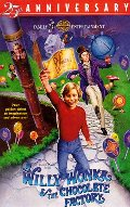 Willy Wonka & Chocolate Factory [VHS]