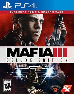 Mafia III Deluxe Edition - PlayStation 4