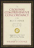 Crossway Comprehensive Concordance of the Holy Bible, English Standard Version (A Comprehensive Concordance of Biblical Words Providing Easy Access to Every Verse in the Bible), The
