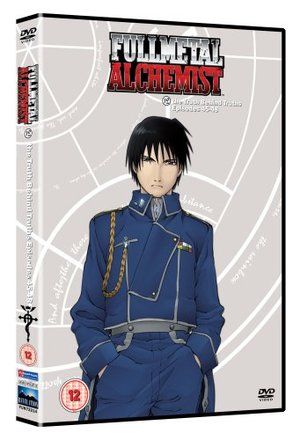 Fullmetal Alchemist 12 - The Truth Behind Truths [DVD]