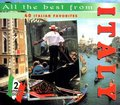 All The Best From Italy: 40 Italian Favorites [2-CD SET]