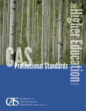 CAS Professional Standards for Higher Education
