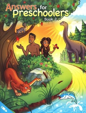 Answers for Preschoolers (Student Book 2)