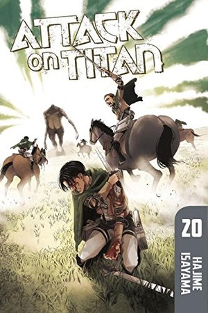 Attack on Titan 20