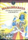 Mahabharata Collector's Edition : The battlefield of Kurukshetra (Vol 3 of 3)