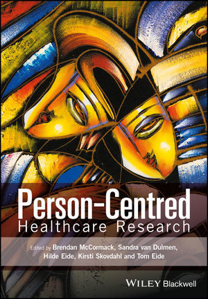 Person-Centred Healthcare Research [CONTACT SJOG LIBRARY TO BORROW]