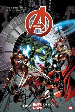 Avengers, by Jonathan Hickman, Volume 3
