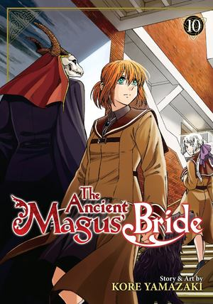 Ancient Magus' Bride Vol. 10, The