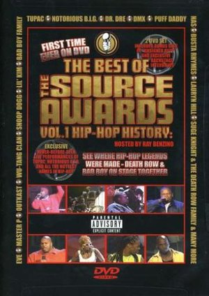 Best of the Source Awards, Vol. 1: Hip-Hop History, The