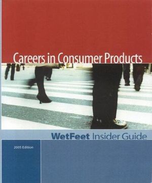 Careers in Consumer Products  27706