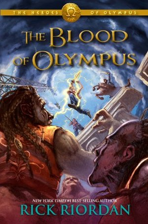 Blood of Olympus (The Heroes of Olympus), The