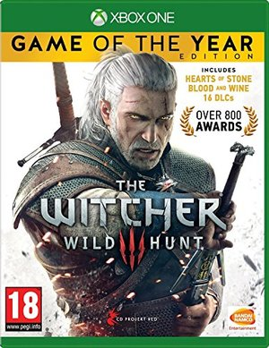 Witcher 3 Game of the Year Edition - Xbox One, The