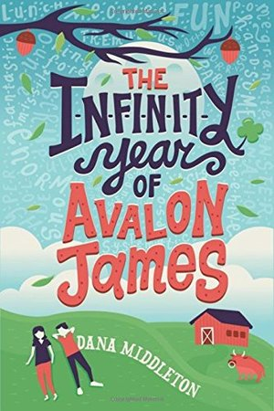 Infinity Year of Avalon James, The