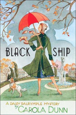 Black Ship (Daisy Dalrymple Mysteries, No. 17)