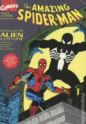 Amazing Spider-Man: The Saga of the Alien Costume