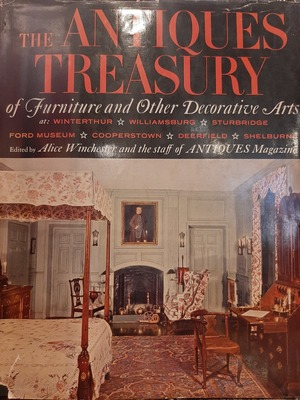 Antiques Treasury of Furniture and Other Decorative Arts, The