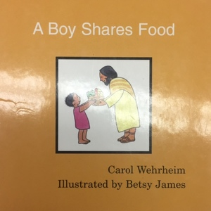 Boy Shares Food, A
