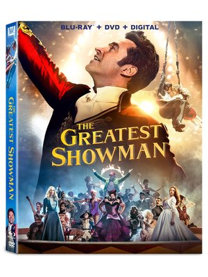 Greatest Showman [Blu-ray], The